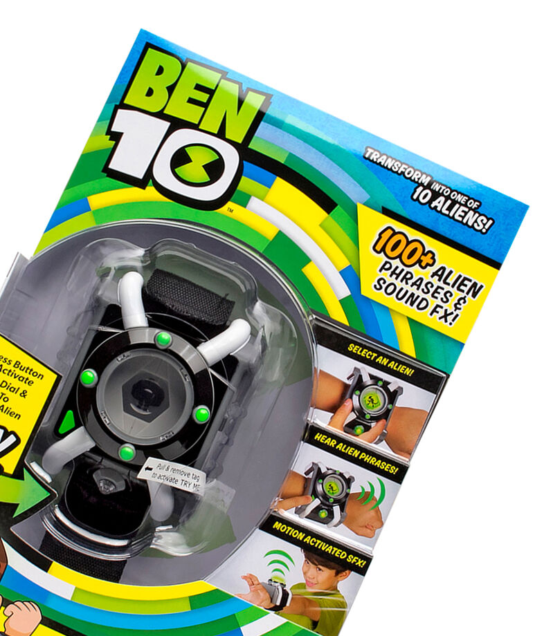 Ben 10 Omnitrix de Lujo, , editorial