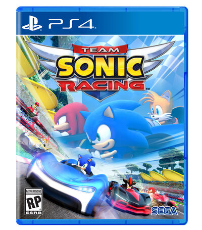 Team Sonic Racing PS4, , large